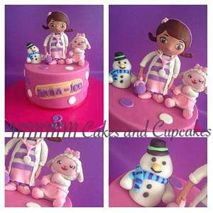 Time for a checkup!! - Cake by Mmmm cakes and cupcakes