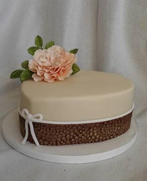 Heart - Cake by Anka