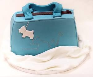 Handbag Cake - Cake by sliceofheaven