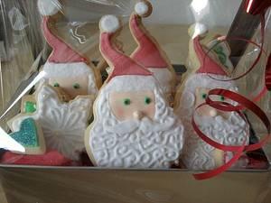 galletas navidad - Cake by maria jose garcia herrera