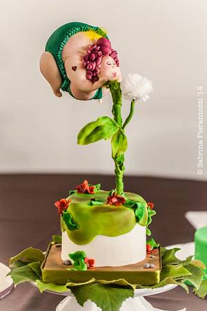 Chubby Fairy cake - Cake by Laura