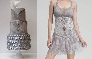 Great Gatsby Glamour - Cake by Coocakecachoo