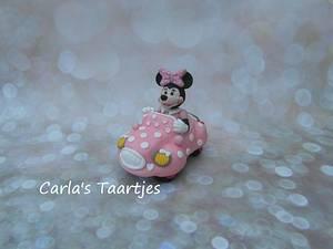 Minnie - Cake by Carla