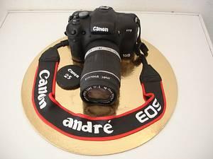 Canon 500D - Cake by Vera Santos