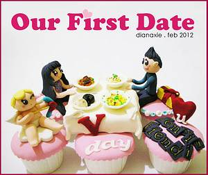 First Date - Cake by Diana