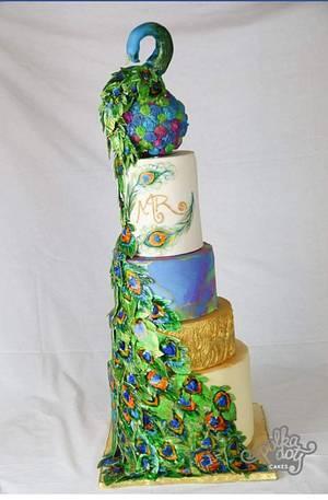 Indian Elegance - Cake by Mavin