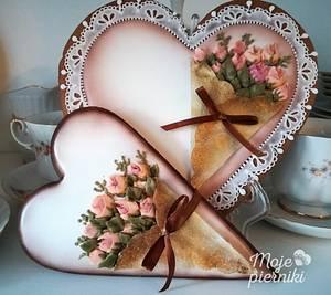 For Mom - Cake by Ewa Kiszowara