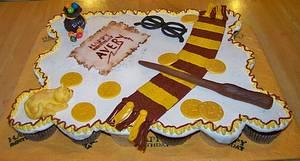 Harry Potter Cupcake cake - Cake by cris711