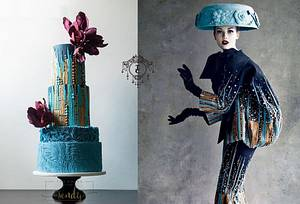 Couture Cakers International 2018 - Cake by The Cakes and Sendy