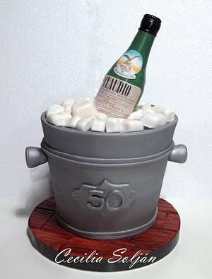 Fernet cake - Cake by Cecilia Solján