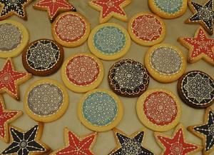 My Christmas cookies  - Cake by Mariacristina Hellmann