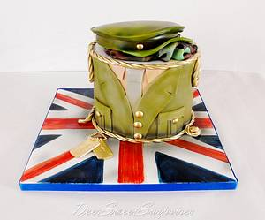 Army cake - Cake by Dee
