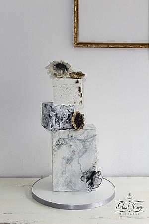 Power of love - Cake by Ana Marija cakes