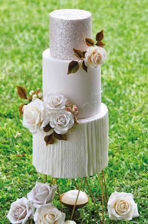 Cake principal  - Cake by Griselda de Pedro