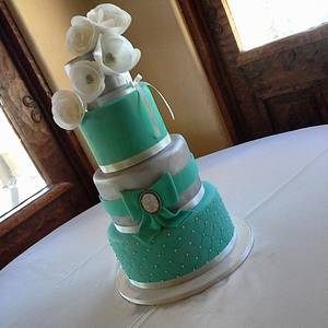 Wedding cake - Cake by Dolcetto Cakes