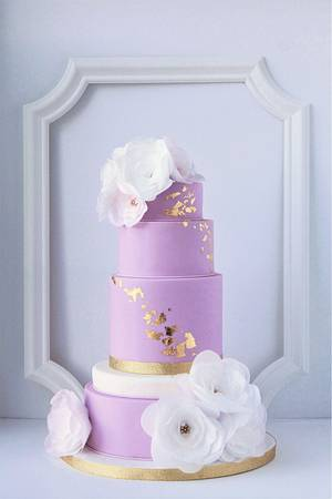 wafer paper flowers made simple - Cake by the cake outfitter