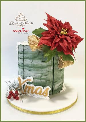 Xmas Cake - Cake by NovielloCake