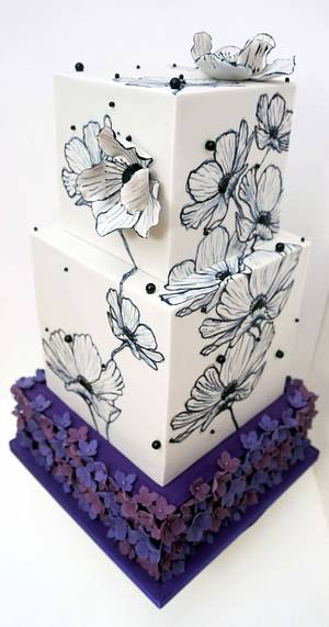ANEMONE - Cake by Enrique