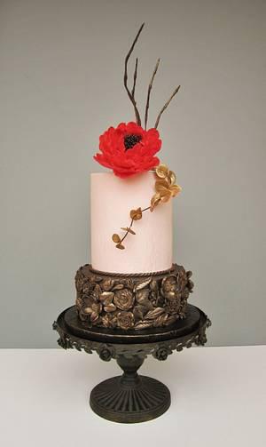 Bas relief birthday cake - Cake by daruj tortu