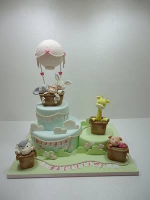 For a baby! - Cake by Diletta Contaldo