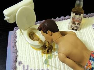 Happy Birthday  - Cake by steffy