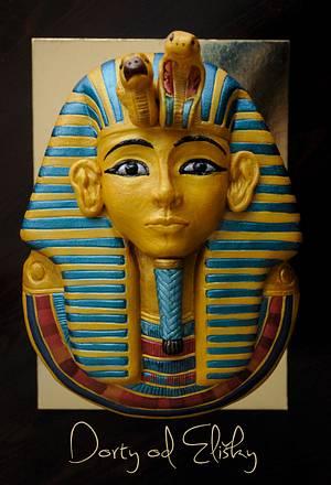 Tutankhamun - Cake by Eliska