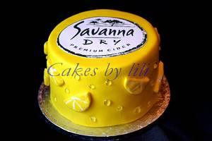 Savannah Dry Cider Cake - Cake by Lize van den Heever
