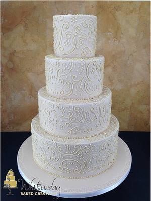 """""""Zana"""" - Cake by Whitsunday Baked Creations - Deb Smith"""