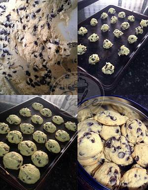 Chocolate Chips Cookies - Cake by TheCake by Mildred
