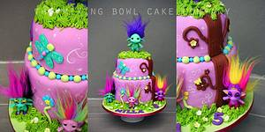 Zelf!  - Cake by The Mixing Bowl Cake Company