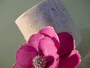 The Sugar Nursery's Fantasy Magnolia Cake and Sweet Table - Cake by The Sugar Nursery - Cake Shop & Imaginarium