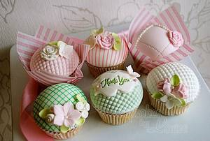 Thank You cupcakes - Cake by CupcakesbyLouise