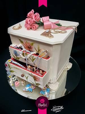 Jewelry Box Cake - Cake by Nomverguán