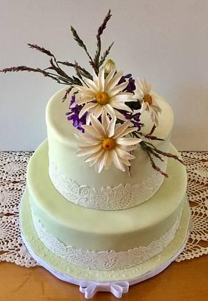 Happy 96th Birthday - Cake by Goreti