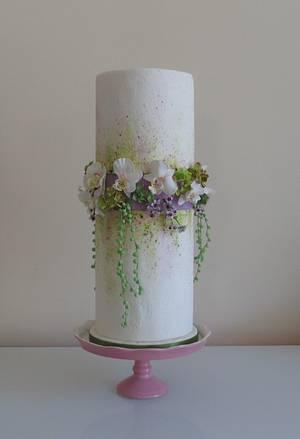 Pastels - Cake by K'nash cakes