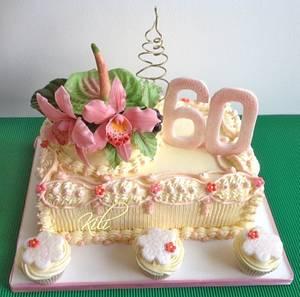Narozeninový - Cake by kili