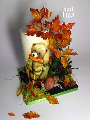 Autumn is comming - Cake by dortUM