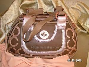 cake purse  - Cake by Edit Herman