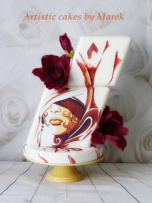 birthday cake - Cake by Marek