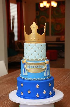 Royal cake - Cake by Ann