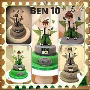 Ben 10 birthday cake - Cake by Uptowngirl