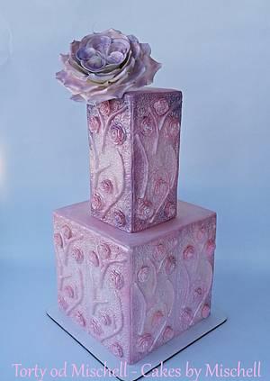 Wedding - Cake by Mischell