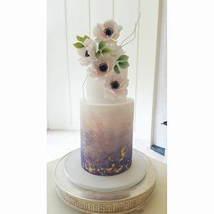 Watercolour dreams - Cake by Rosewood Cakes