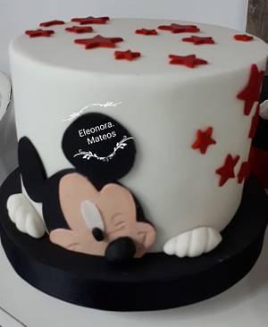 Happy birthday  - Cake by Eleonora Laura Mateos