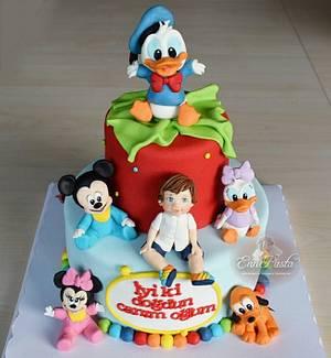 Birthday Cake - Cake by Evren Dagdeviren