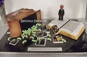 Story Cake - Cake by DeliciousDeliveries