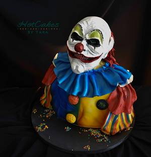 Mr Jingles  - Cake by HotCakes by Tara