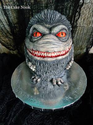 Critters Cake. - Cake by Zoe White