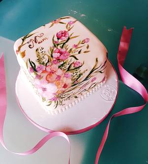 Mothers' Day Cake - Cake by Shree