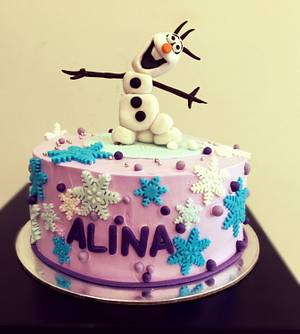 Some people are worth melting.... - Cake by TheCakeTalk